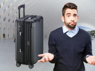 Disadvantages of hardside luggage