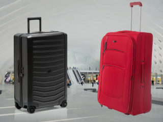 hard or soft luggage for international travel