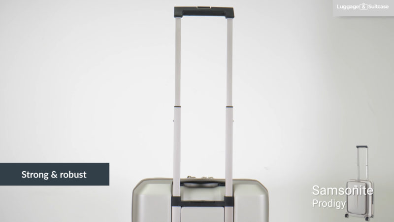 samsonite prodigy spinner 55 review