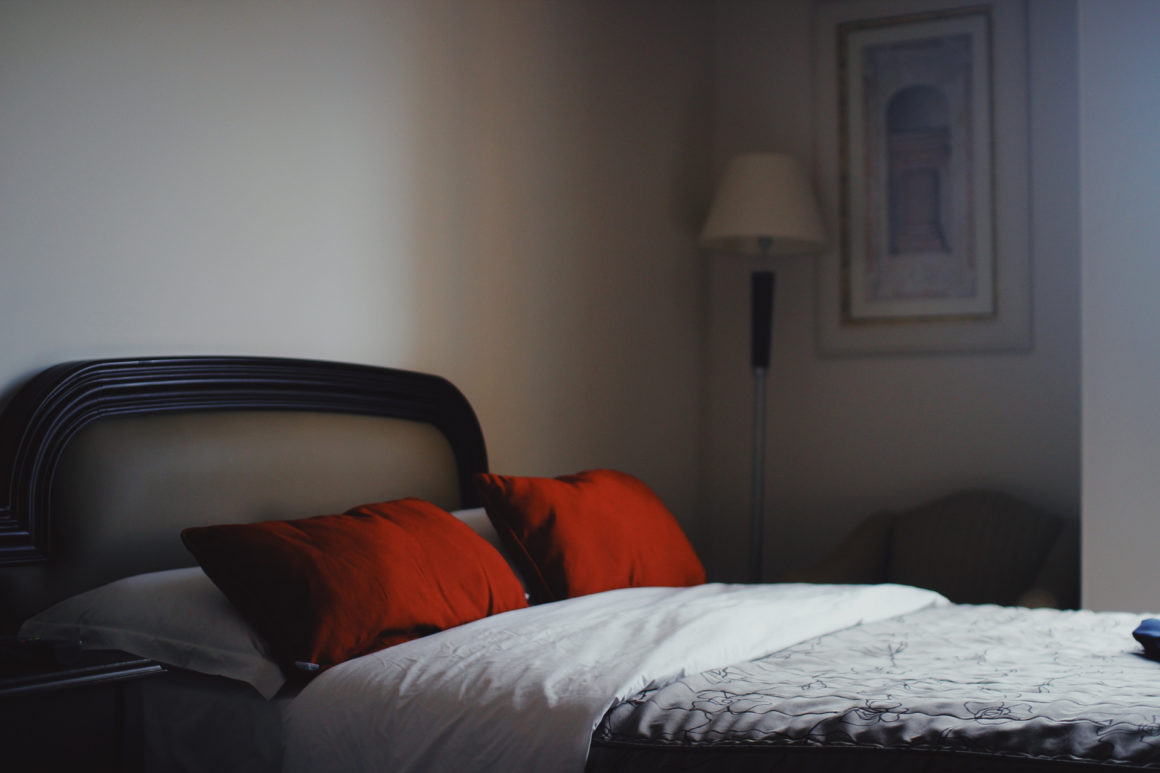 where to hide valuables in a hotel room