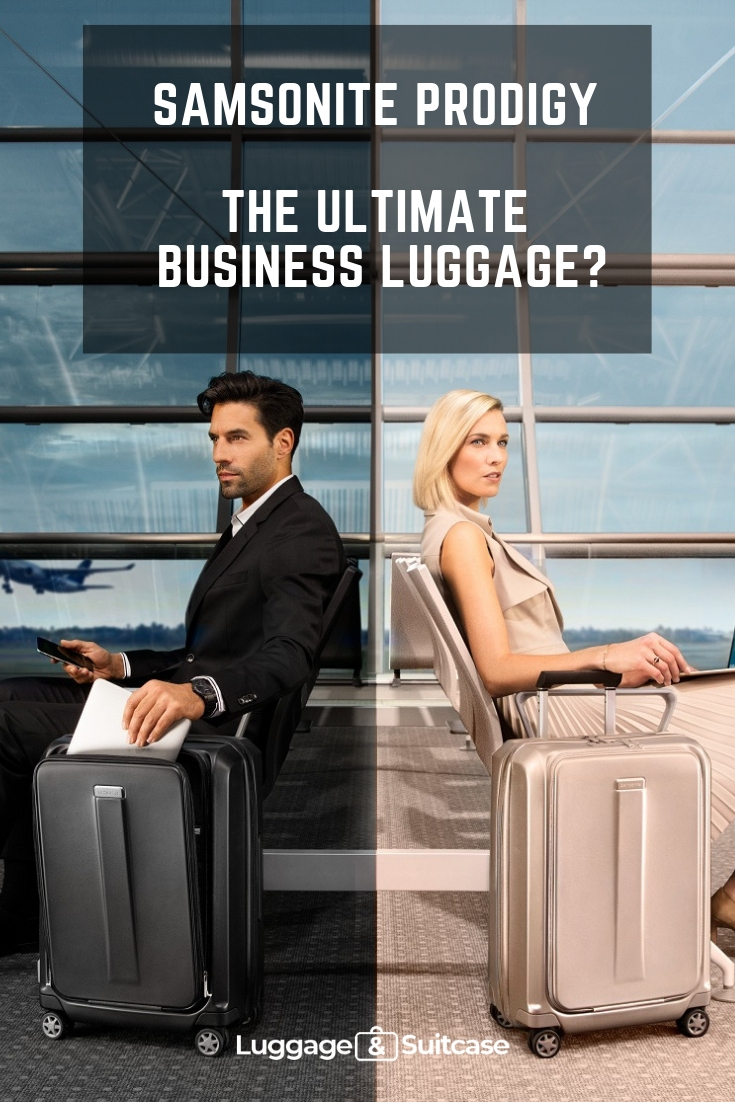 Samsonite Prodigy Review – The Ultimate Business Luggage? #samsonite #samsoniteprodigy
