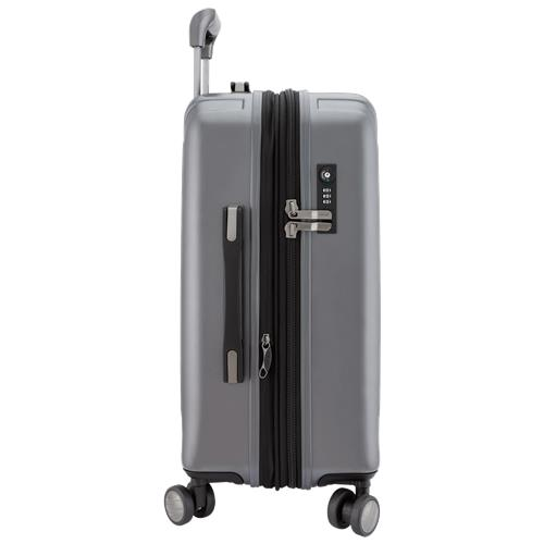 delsey titanium 21 spinner carry on