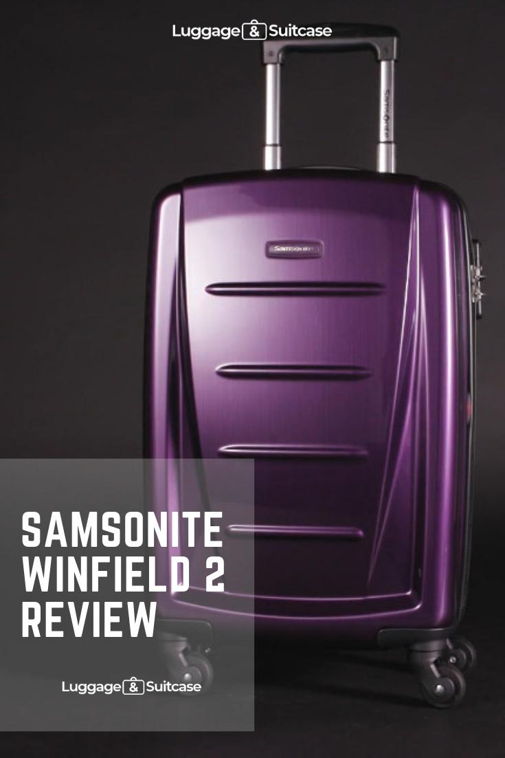 samsonite winfield 2 review