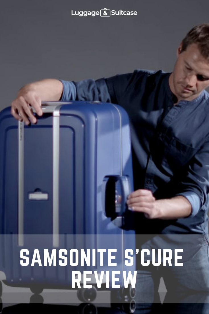 samsonite s'cure
