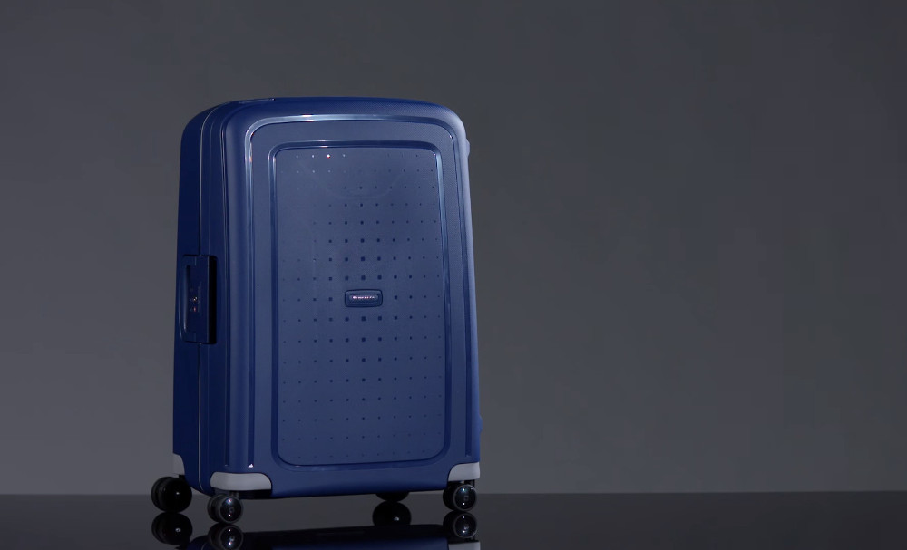 samsonite s'cure 55 review