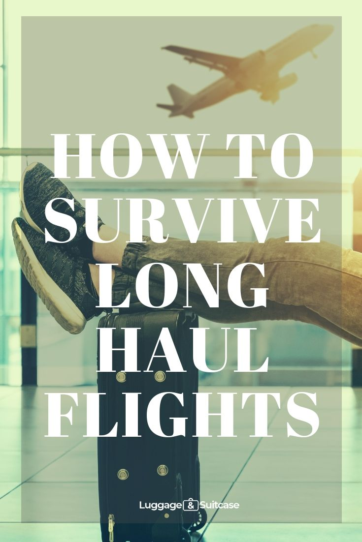 how to make long haul flights easy