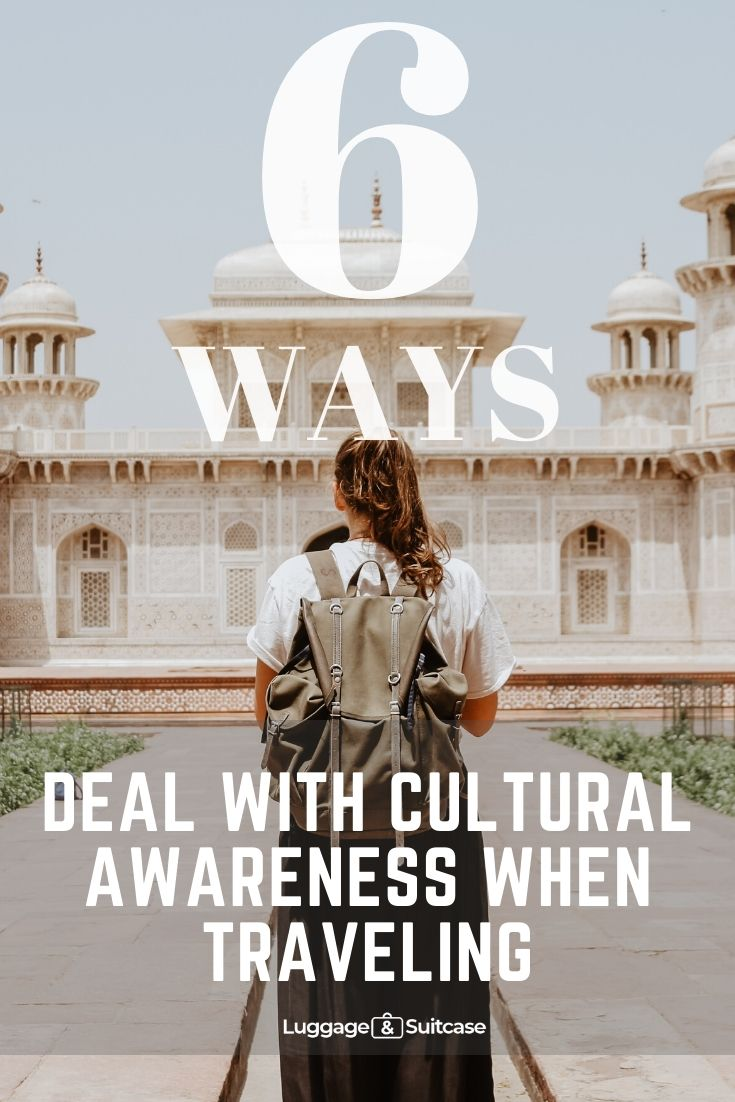 learn the culture when you travel